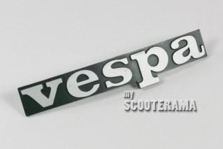 """Insigne """"VESPA"""" de tablier - aluminium - Vespa PX Arcobaleno"""