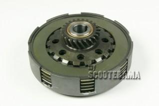 Embrayage complet Vespa PX 200 frein à disque - COSA - 23 dents