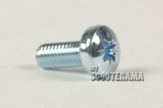 Vis M5x12 - tête cylindrique cruciforme