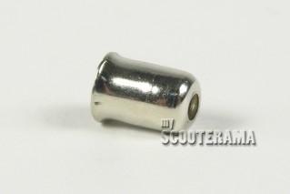 Embout de gaine 4,5mm - gaine cable diam 4,5mm accelerateur, frein avant, embrayage, vitesse