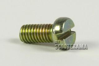 Vis M6x12 tete cylindrique fixation baignoire Vespa PX