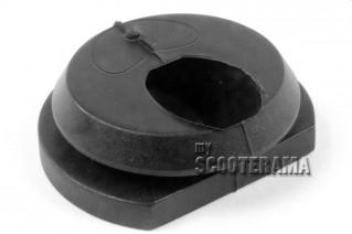 Caoutchouc passage cable et gaine vitesse - Vespa Grosse coque, PX/T5