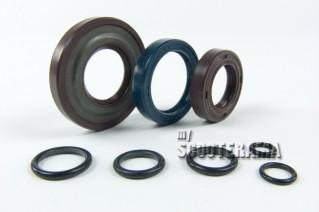 Set complet joints spi VITON Vespa PK 50 XL - Vespa FL ///Compatible Ethanol E10///
