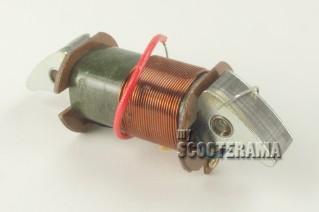 Bobine interne d'allumage - Vespa 50, 50 Special - plateau 2 bobines + bobine externe