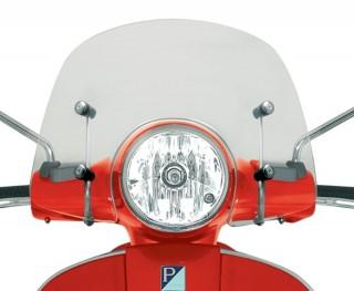 Parebrise Vespa - transparent - Vespa GTS