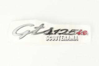 Insigne GTS 125 i.e. - aile gauche