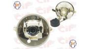Optique Halogène SIEM pour Vespa PX 125/150/200