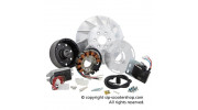 Allumage Electronique SIP VAPE  ROAD Vespa 125 GTR 2°/TS 2°/150 Sprint V 2° /Super 2°/200 Rally 2°/PX80 -200/PE/Lusso/Cosa Cône 19mm