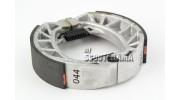 Paire de garnitures de frein arrière - Vespa 50 Primavera 2T, ET2, ET4, LX, S, 50 Sprint 2T