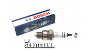 BOSCH W5AC EQUIVALENCE B7HS  NGK - d'origine pour tout modèle Vespa 125 et 150 - culot court 10mm