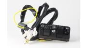 Comodo - 10 fils - phare et klaxon - Vespa PX tous les modèles avec démarreur à partir de 1983 - optique classique