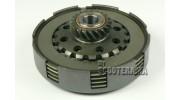 Embrayage complet Vespa PX 125 frein à disque - COSA - 20 dents