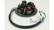 Stator - 5 fils - Vespa PX 125/150/200 Arcobaleno, frein à disque, Millenium, 2011