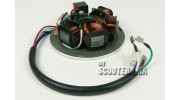Stator - 5 fils - Vespa PX 125/150/200 Arcobaleno, frein à disque, Millenium
